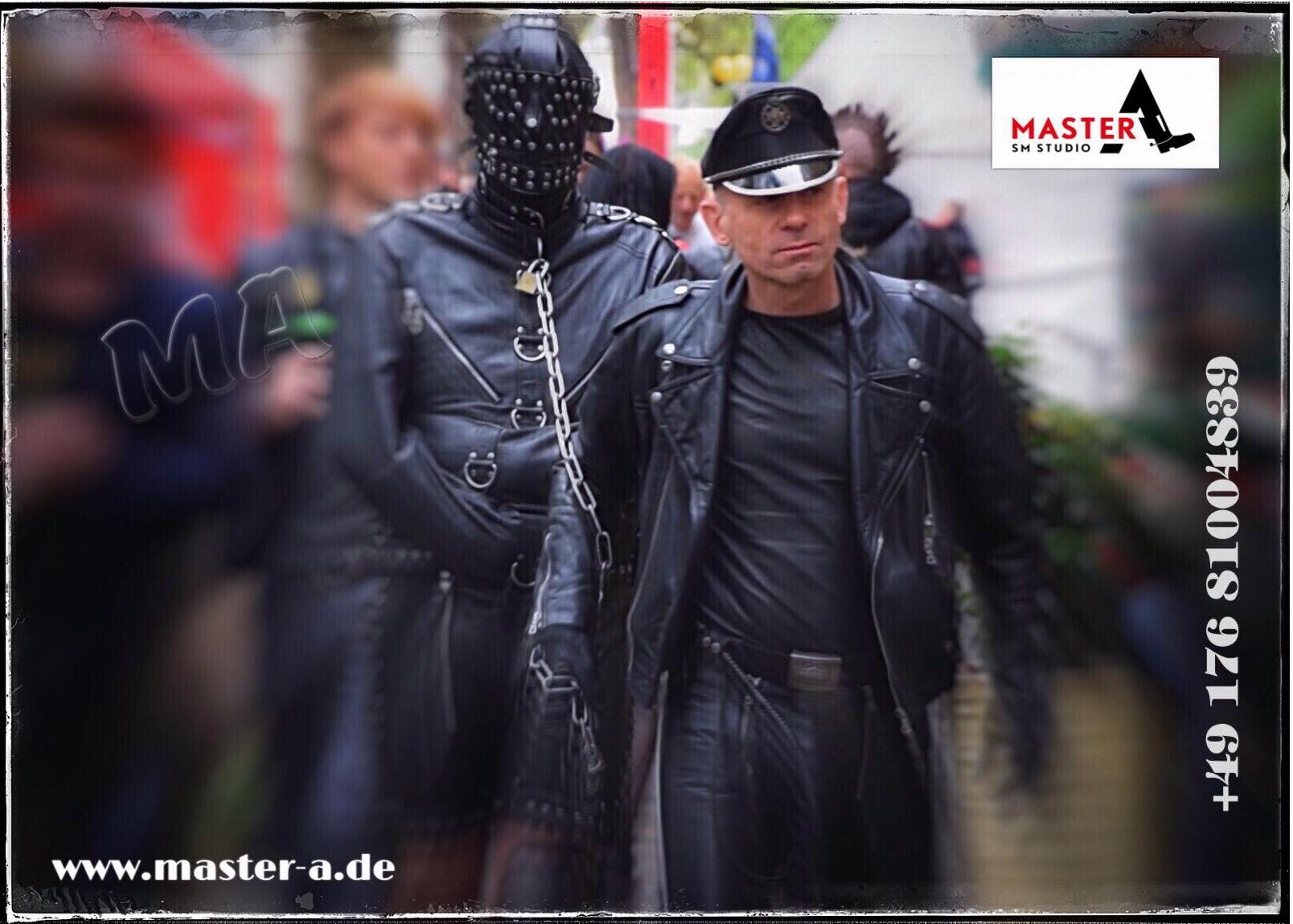 Sklave Sucht Master